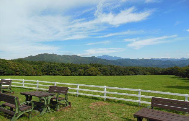 牧場公園 清里 八ヶ岳