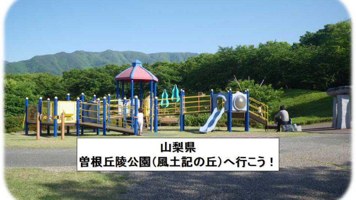 山梨県曽根丘陵公園(風土記の丘)へ行こう!