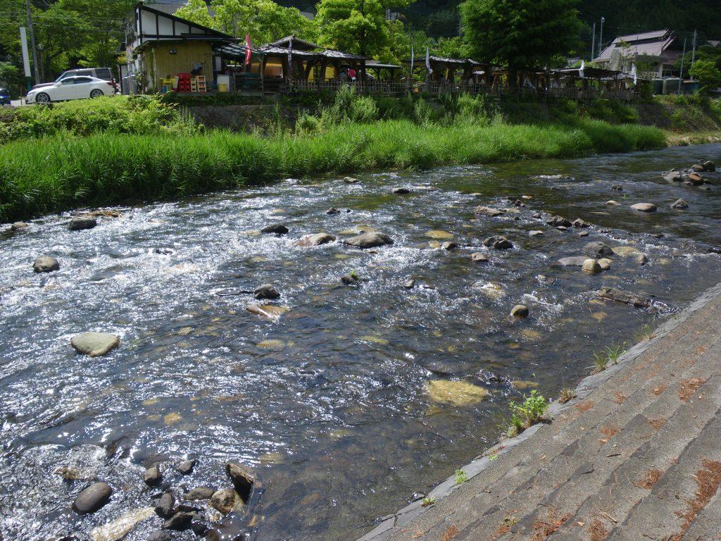 昇仙峡 川遊び 荒川