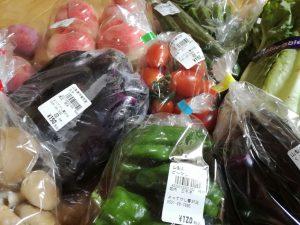 よってけし 野菜 買ったもの