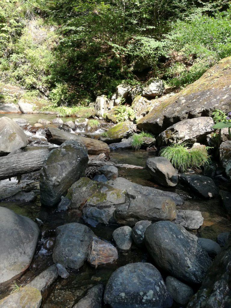 板敷渓谷 昇仙峡 大滝