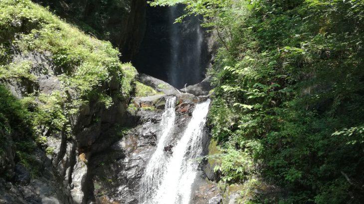 板敷渓谷 大滝 昇仙峡