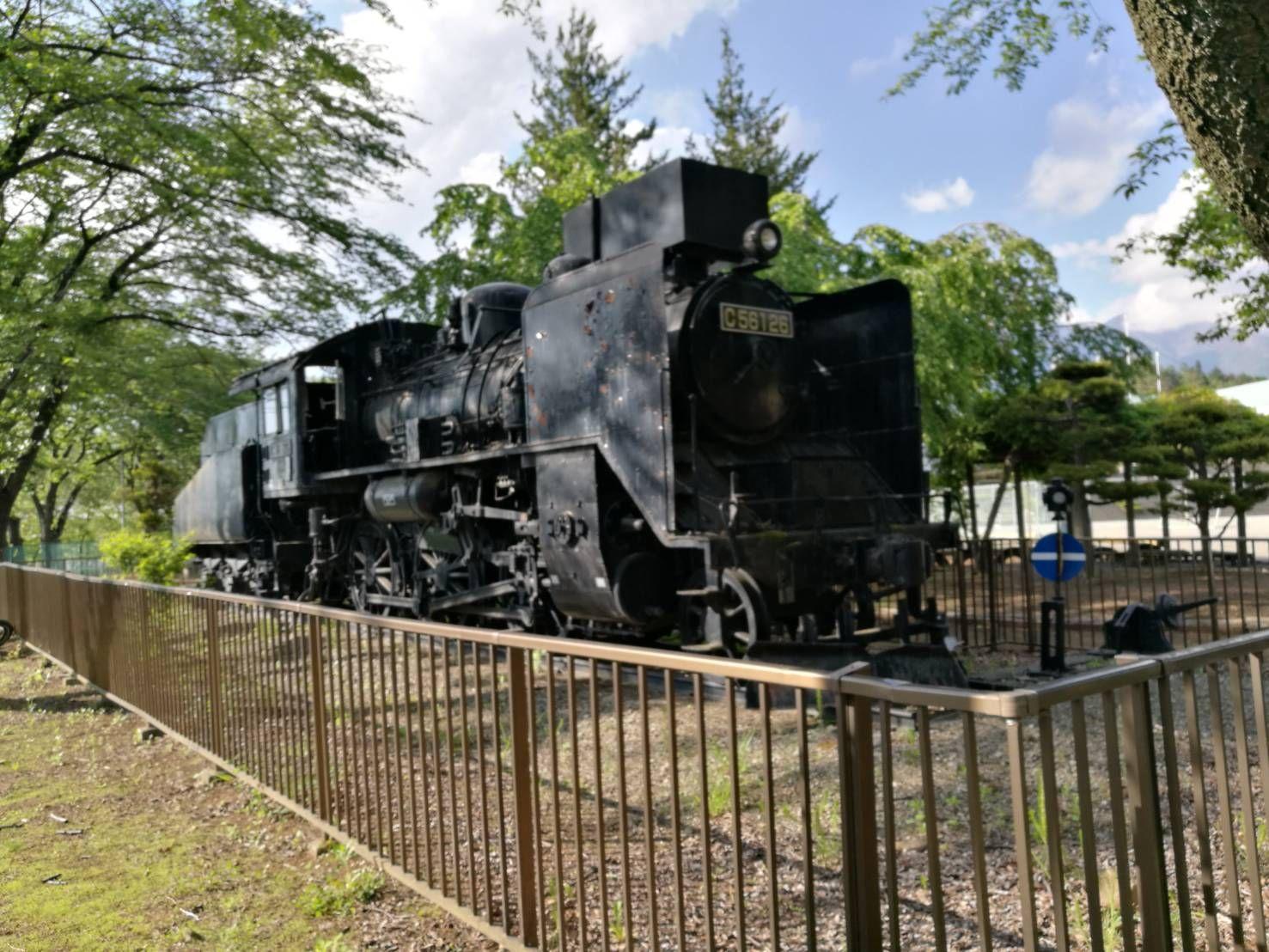 山梨で蒸気機関車・電気機関車に会える場所8ヶ所+トロッコ跡
