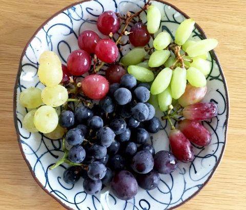 【山梨のぶどう】種類と時期が知りたい!代表品種9種の食べ頃はいつ?