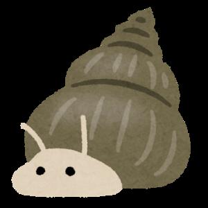 つぼ ツボ タニシ