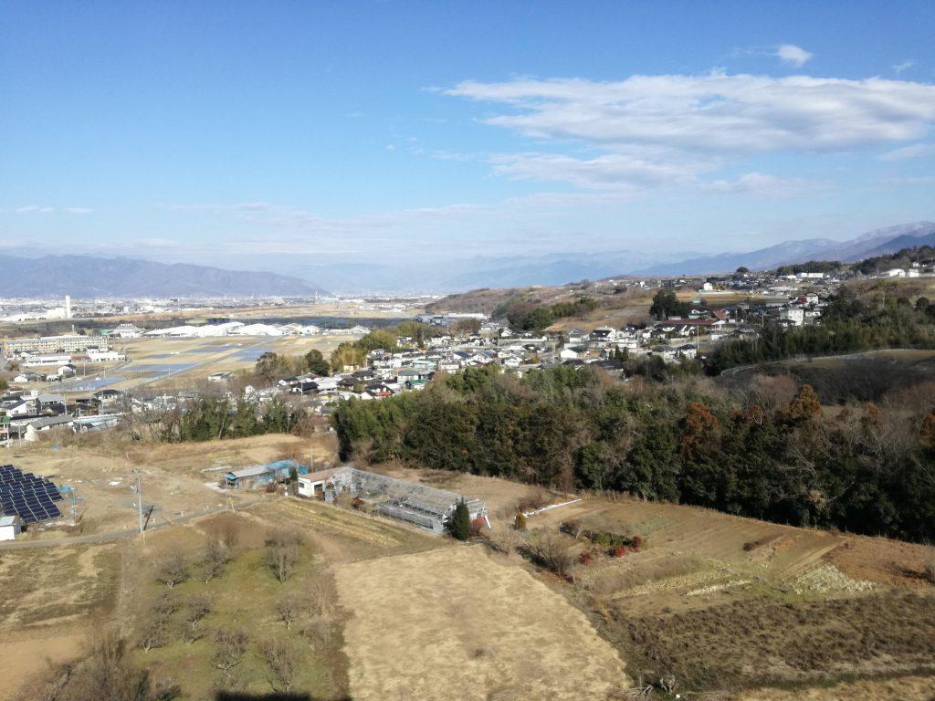 市川三郷 歌舞伎 公園
