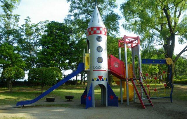 【山梨の公園】遊具アスレチック多め♪1日遊べる&自然あふれるオススメ公園を紹介