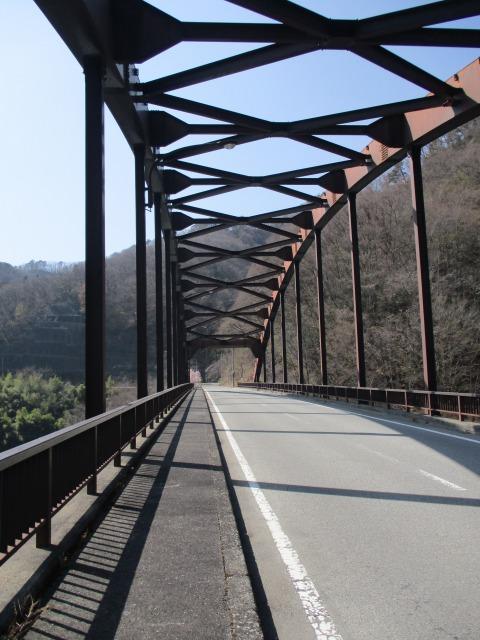 荒川大橋 昇仙峡