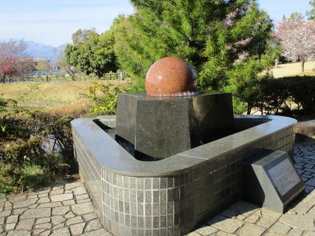 みさか桃源郷公園 池