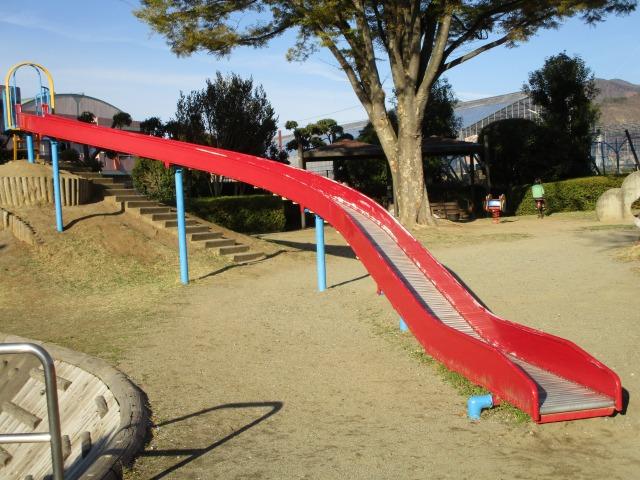 みさか桃源郷公園 遊具