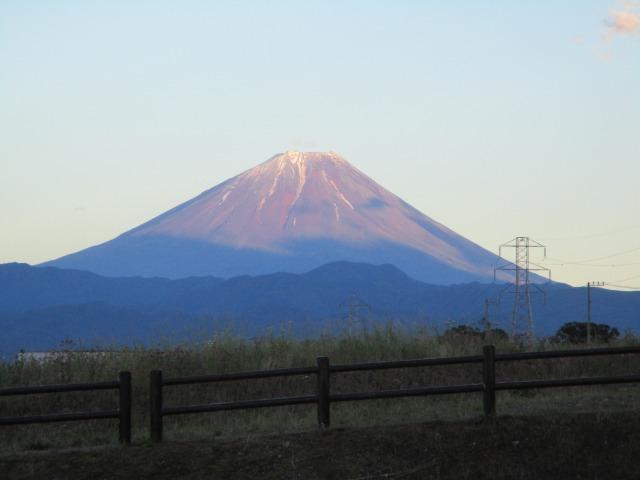 山梨といえば富士山!きれいに見える富士山