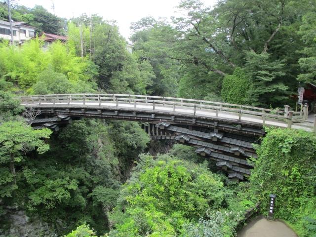 大月の猿橋