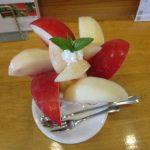 【ピーチカフェなかにし】農園カフェで絶品桃パフェ♪混雑状況やメニューも紹介