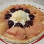 【カフェ テロワール】昇仙峡でスイーツならここ♪隠れ家風カフェでぶどうと桃のピザを食べよう