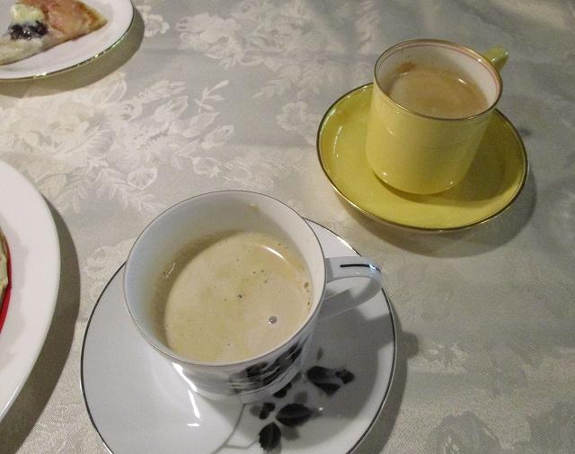 昇仙峡カフェテロワールのコーヒー