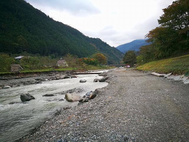 小菅フィッシングビレッジの小菅川