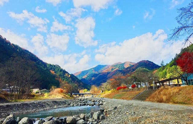 【小菅フィッシングビレッジ】初心者からベテランまでOK♪多摩川源流で釣りを楽しもう