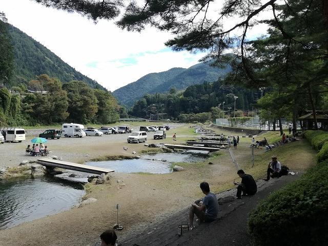丹波山村村営釣り場