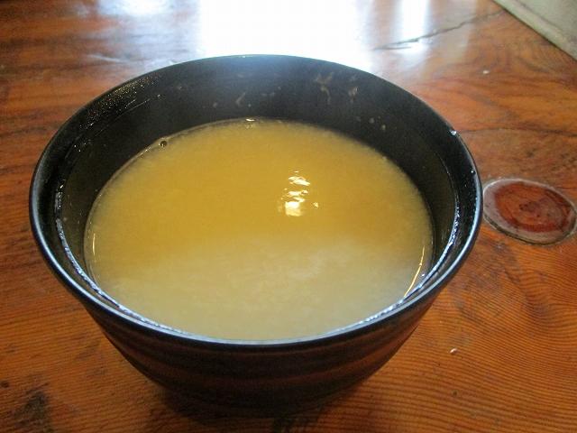 天下茶屋の甘酒