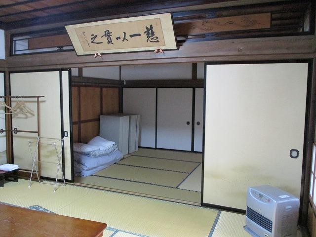 覚林坊の部屋