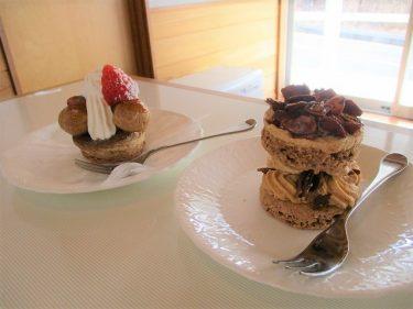 ドゥ・ミールのケーキ